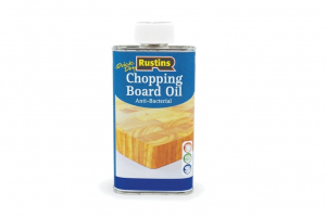 Rustins Chopping Board Oil - olej do blatów i desek