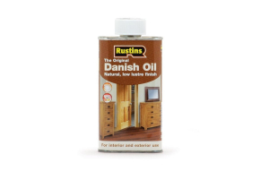 Rustins Danish Oil 250 ml